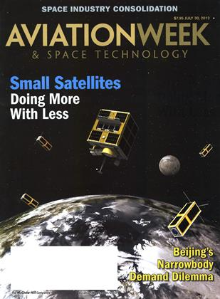 Cover for the July 30 2012 issue