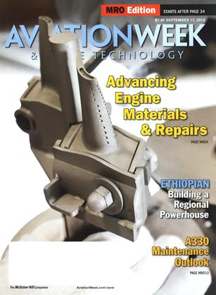 Cover for the September 17 MRO Edition 2012 issue