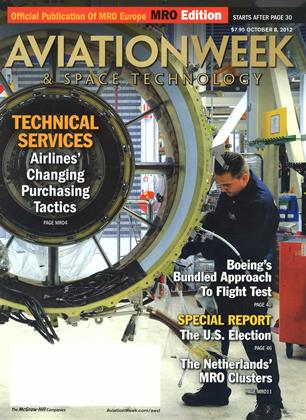 Cover for the October 8 MRO Edition 2012 issue