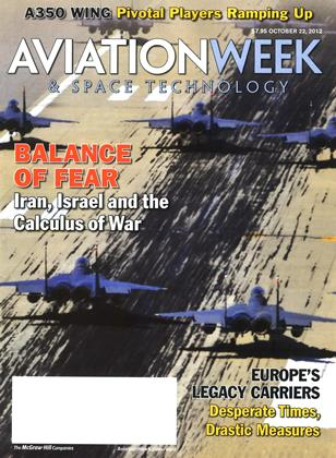 Cover for the October 22 2012 issue