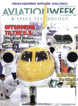 Cover for the October 29 2012 issue