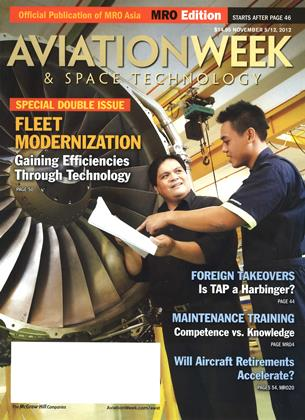 Cover for the November 5/12 MRO Edition 2012 issue