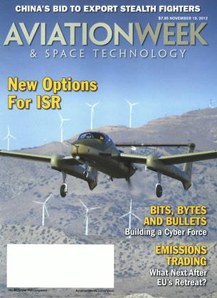 Cover for the November 19 2012 issue