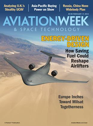Cover for the February 17 2014 issue