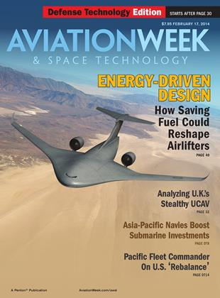 Cover for the February 17 DT Edition 2014 issue