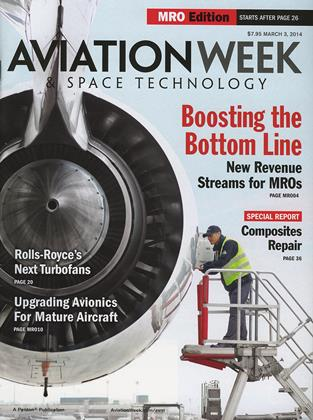 Cover for the March 3 MRO Edition 2014 issue