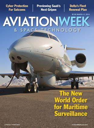 Cover for the March 17 2014 issue