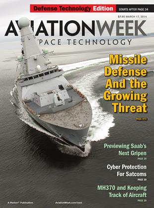 Cover for the March 17 DT Edition 2014 issue