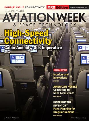 Cover for the April 7/14 MRO Edition 2014 issue