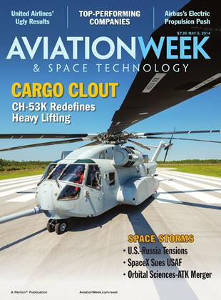 Cover for the May 5 2014 issue