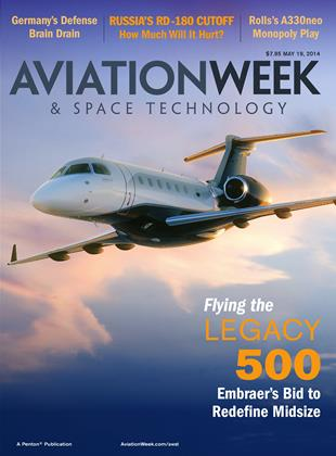 Cover for the May 19 2014 issue