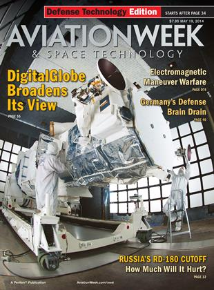 Cover for the May 19 DT Edition 2014 issue