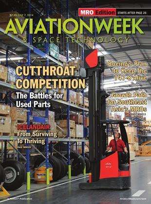 Cover for the July 7 MRO Edition 2014 issue