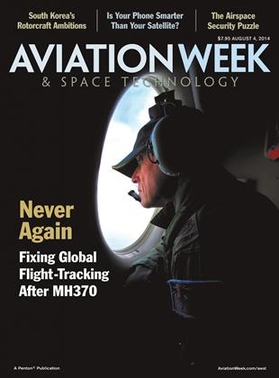Cover for the August 4 2014 issue