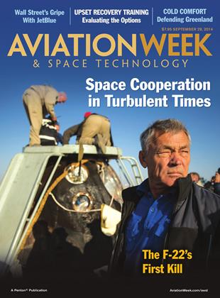 Cover for the September 29 2014 issue