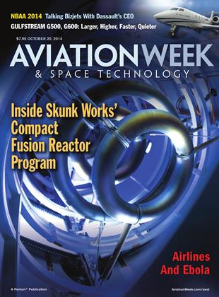Cover for the October 20 2014 issue