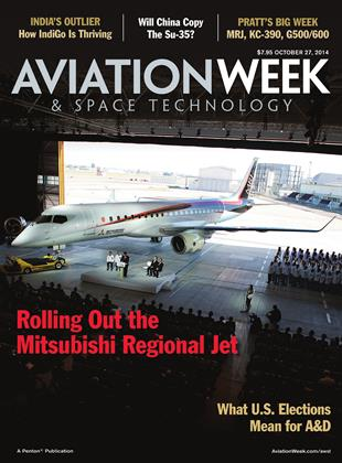 Cover for the October 27 2014 issue