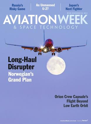 Cover for the November 24 2014 issue
