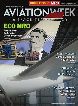 Cover for the December 1 MRO Edition 2014 issue