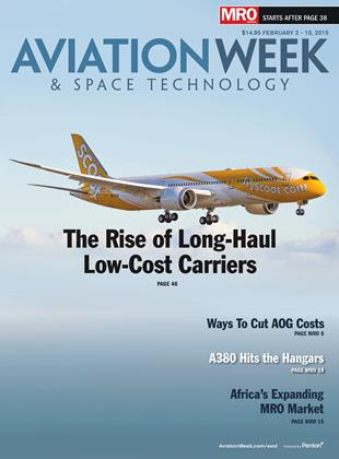 Cover for the FEBRUARY 2 - 15 MRO Edition 2015 issue