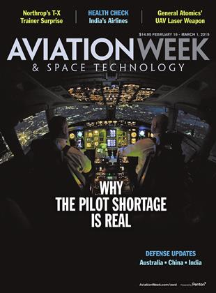 Cover for the February 16 - March 1 2015 issue