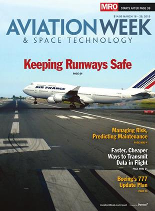 Cover for the MARCH 16-29 MRO Edition 2015 issue