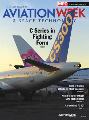 Cover for the JUNE 22-JULY 5 MRO Edition 2015 issue