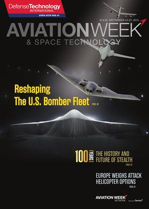 Cover for the SEPTEMBER 14-27 Defense Technology International 2015 issue