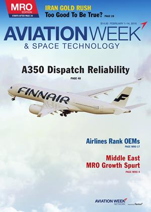 Cover for the FEBRUARY 1-14 MRO Edition 2016 issue