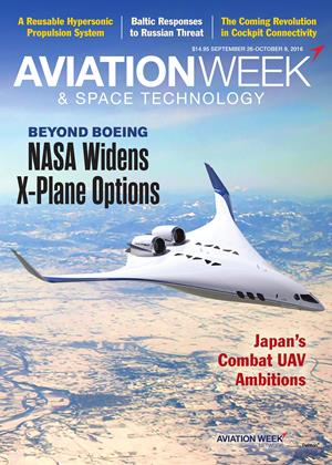 Cover for the SEPTEMBER 26-OCTOBER 9 2016 issue
