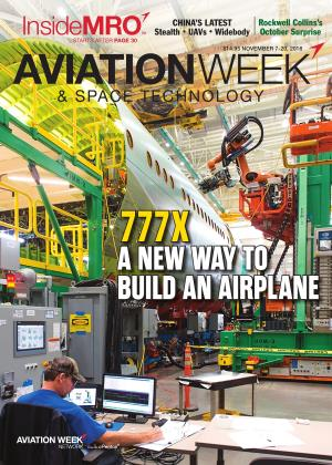 Cover for the NOVEMBER 7-20 2016 issue