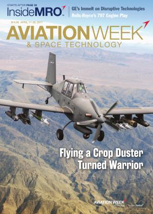 Cover for the APRIL 17-30 2017 issue