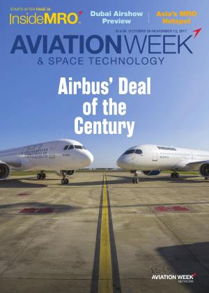 Cover for the OCTOBER 30-NOVEMBER 12 2017 issue
