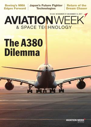 Cover for the NOVEMBER 27-DECEMBER 10 2017 issue