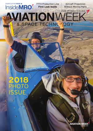 Cover for the DECEMBER 10-23 2018 issue