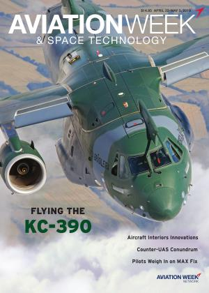 Cover for the APRIL 22-MAY 5 2019 issue