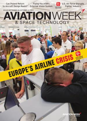 Cover for the SEPTEMBER 30-OCTOBER 13th 2019 issue