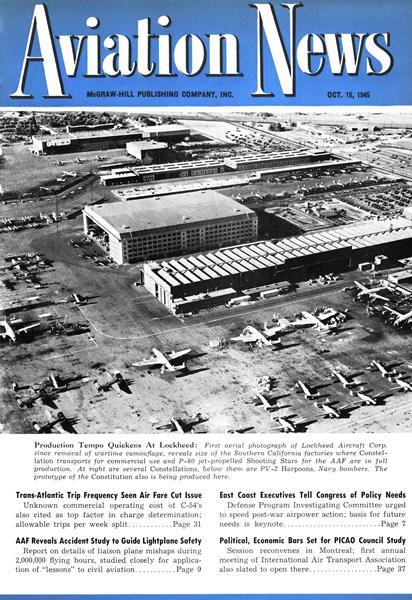 Aviation Week | October 15 1945